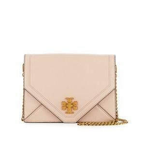 TORY BURCH Kira envelope chain purse/handbag